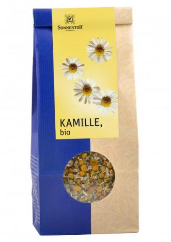 Kamille lose bio 50g: Kräuterdorf – Sprögnitz / Sonnentor