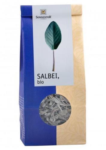 Salbei lose bio 50g: Kräuterdorf – Sprögnitz / Sonnentor