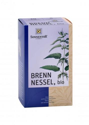 Brennnessel bio 16 g Einkammerbeutel:Kräuterdorf – Sprögnitz / Sonnentor